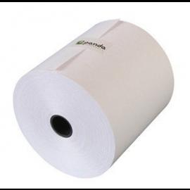 80mm*80mtrs Thermal/ Receipt /Cash Paper Roll  (60 Rolls per box)