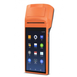 SUNMI V1s Sunmi V1s 5.5 inch touch screen tablet Wirelss portable Android 6.0 bluetooth 58mm thermal printer