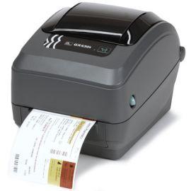 GX430T Ethernet 300 Dpi Gx43-102410-000 Zebra Barcode Printer