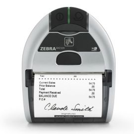 IMZ 320 Zebra Portable Bluetooth Printer M31-0Ub0E020-00