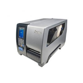 PM43 Honeywell/Intermec Barcode Printer Ethernet Rewind + Label PM43A11000041212