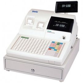 SAM4S ER-5200 CASH REGISTER