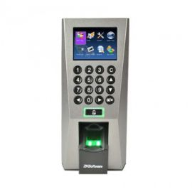 F18/Id Zkteco Time And Attendance Machine