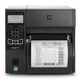 "ZT 420 6"" Zebra Barcode Label Printer With Usb/Ethernet/Bluetooth ZT42062-T0E0000Z"