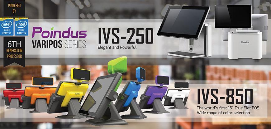 IVS250/850 Poindus ...