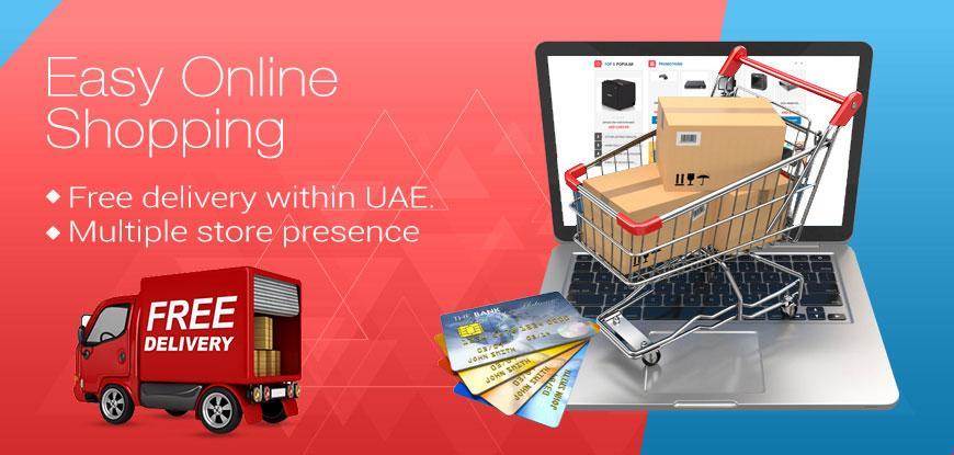 Easy Online Shopping